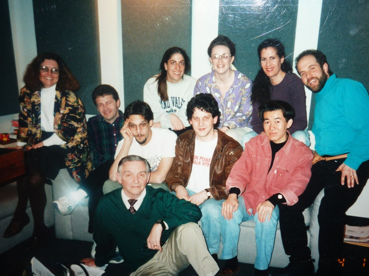 Snatcher English Cast.jpg